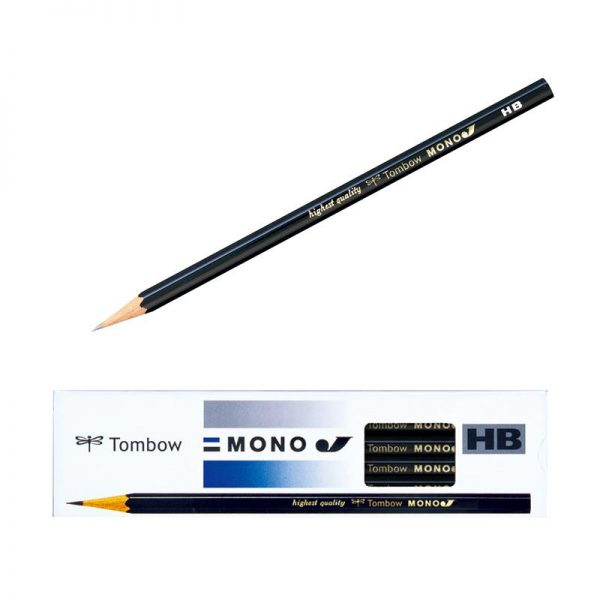 TOMBOW MONO 鉛筆, TOMBOW MONO PENCIL
