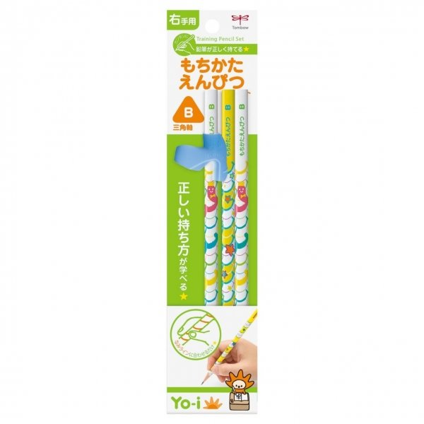 TOMBOW YO-I MY PME 2B 鉛筆, TOMBOW YO-I MYPBE 2B PENCIL