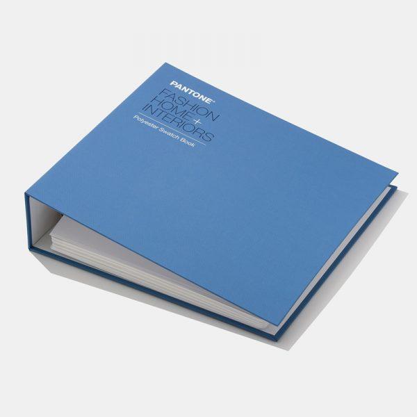 PANTONE 彩通 FFS200 聚酯纖維色卡本, PANTONE FFS200 POLYESTER SWATCH BOOK