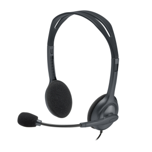 LOGITECH H111 3.5 公釐跨平台耳機麥克風, LOGITECH H111 STEREO HEADSET 3.5mm MULTI-DEVICE HEADSET