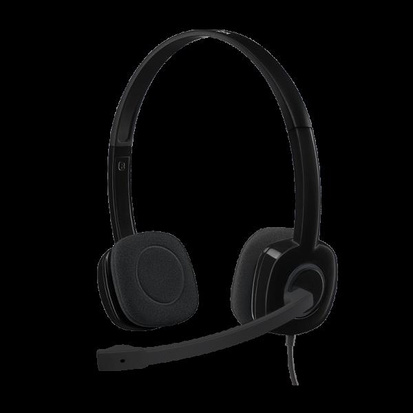 LOGITECH H151 配備線控裝置的多重裝置耳機麥克風, LOGITECH H151 STEREO HEADSET