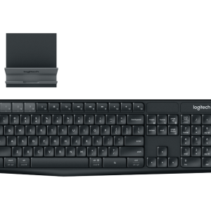 LOGITECH K375S 無線鍵盤支架組合, LOGITECH K375S MULTI-DEVICE WIRELESS KEYBOARD AND STAND COMBO