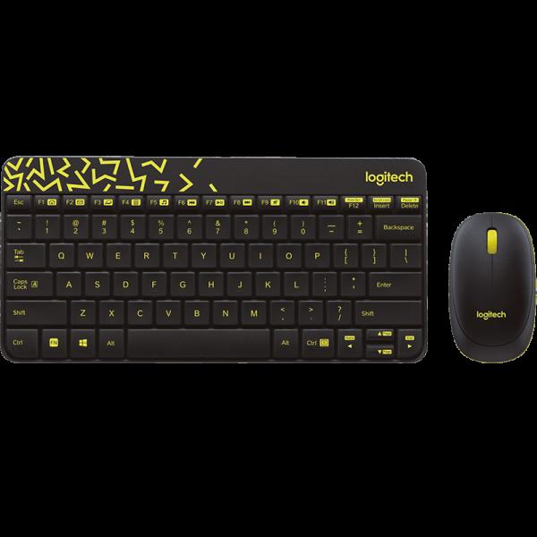 LOGITECH MK240 NANO 無線鍵盤滑鼠組合, LOGITECH MK240 NANO Wireless Keyboard and Mouse Combo