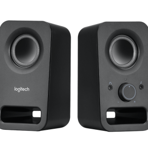 LOGITECH Z150 多媒體揚聲器, LOGITECH Z150 STEREO SPEAKERS