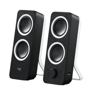LOGITECH Z200 多媒體揚聲器, LOGITECH Z200 STEREO SPEAKERS