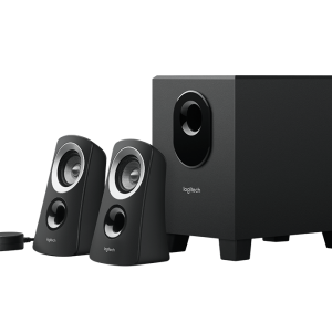 LOGITECH Z313 音箱系統 (配備重低音音箱), LOGITECH Z313 SPEAKER SYSTEM WITH SUBWOOFER