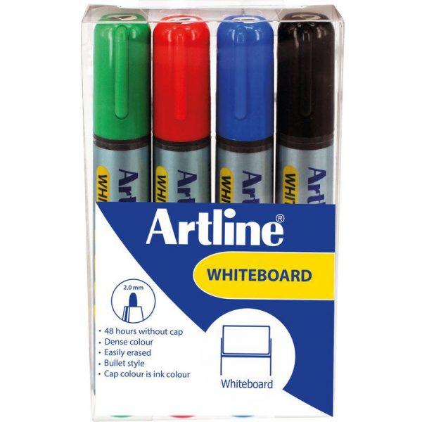 ARTLINE EK-517/4W 白板筆, ARTLINE EK-517/4W WHITEBOARD PEN