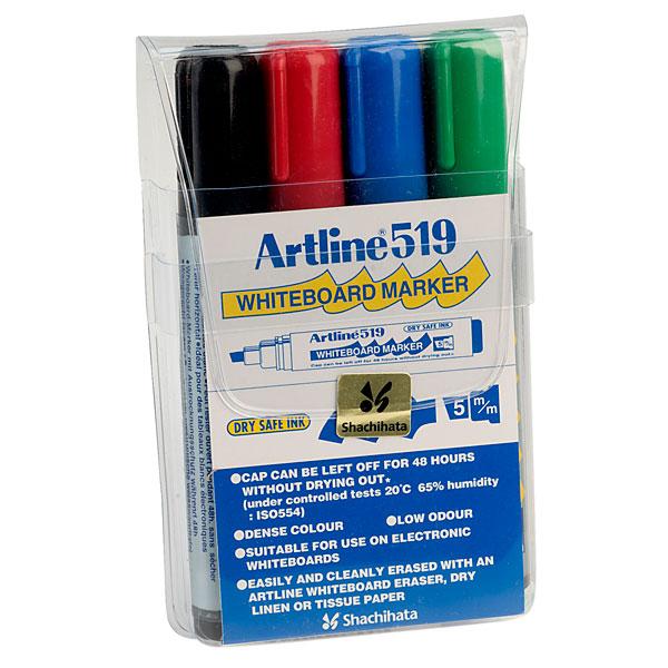 ARTLINE EK-519/4W 白板筆, ARTLINE EK-519/4W WHITEBOARD PEN