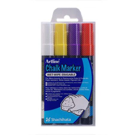 ARTLINE EPW-4 (4W2) 黑板筆, ARTLINE EPW-4 (4W2) CHALK MARKER