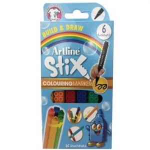 ARTLINE STIX 砌砌圓頭水筆, ARTLINE STIX COLORING MARKER