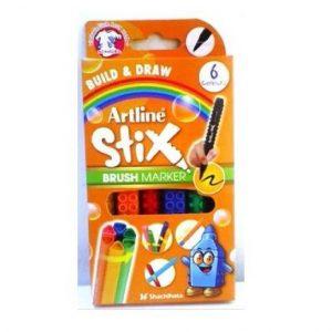 ARTLINE STIX 砌砌毛筆頭水筆, ARTLINE STIX BRUSH MARKER