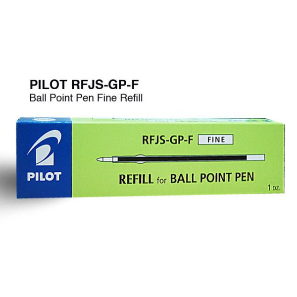 PILOT RFJS-GP-F REX GRIP BALL PEN