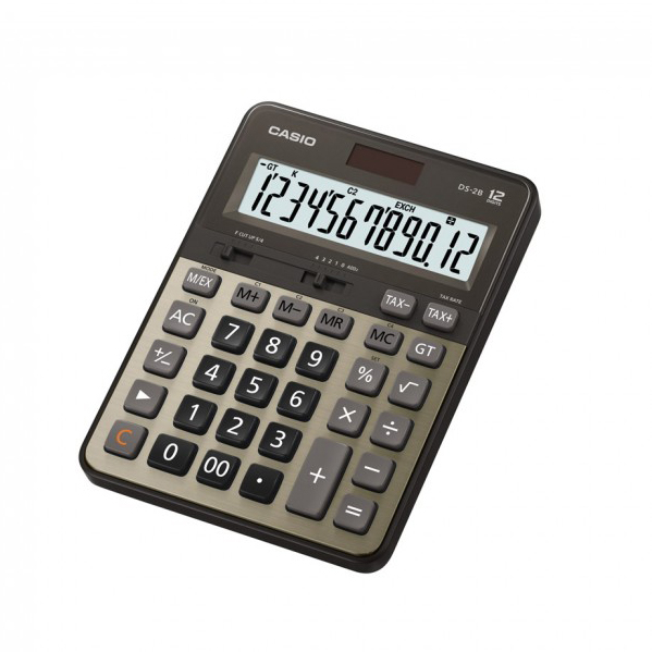 CASIO DS-2B-GD 計算機, CASIO DS-2B-GD CALCULATOR