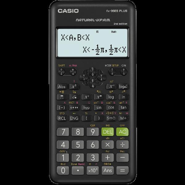 CASIO FX-95ES-PLUS 2ND EDITION 計算機, CASIO FX-95ES-PLUS 2ND EDITION CALCULATOR