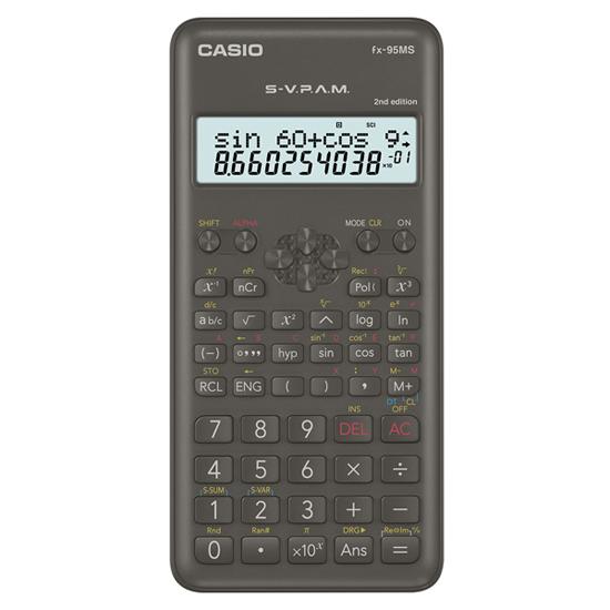 CASIO FX-95MS 2ND EDITION 計算機, CASIO FX-95MS 2ND EDITION CALCULATOR