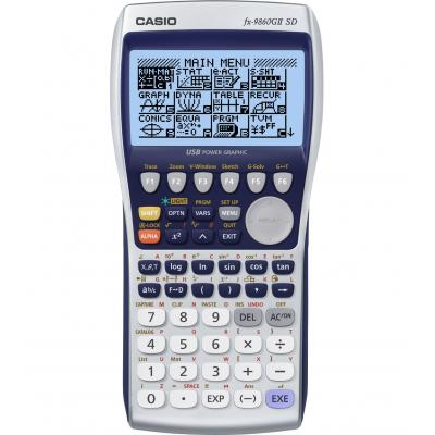 CASIO FX-9860GIISD 計算機, CASIO FX-9860GIISD CALCULATOR