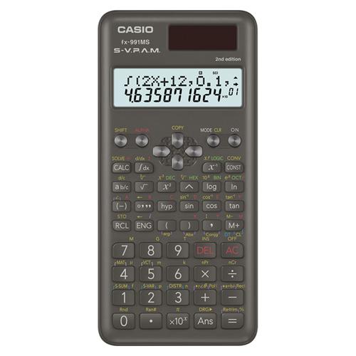CASIO FX-991MS2