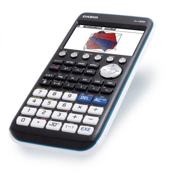 CASIO FX-CG50 計算機, CASIO FX-CG50 CALCULATOR