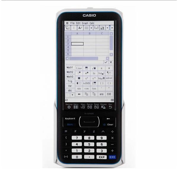 CASIO FX-CP400 計算機, CASIO FX-CP400 CALCULATOR