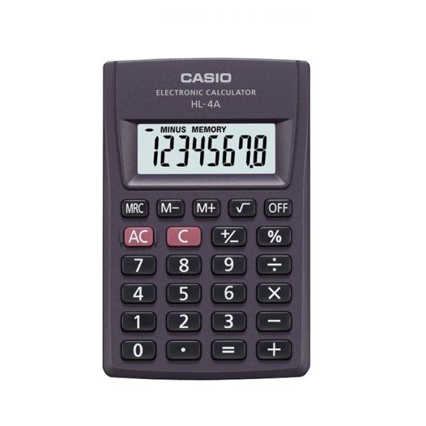 CASIO HL-4A 計算機, CASIO HL-4A CALCULATOR