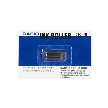 CASIO IR-40 黑色計算機墨轆, CASIO IR-40 CALCULATOR INK ROLLER REPACES