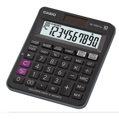 CASIO MJ-100D PLUS 計算機, CASIO MJ-100D PLUS CALCULATOR
