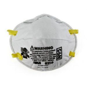 3M 8210 N95 即棄式口罩