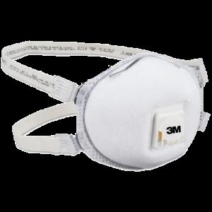 3M 8214 N95 非油性粉塵、煙燻、臭氣口罩