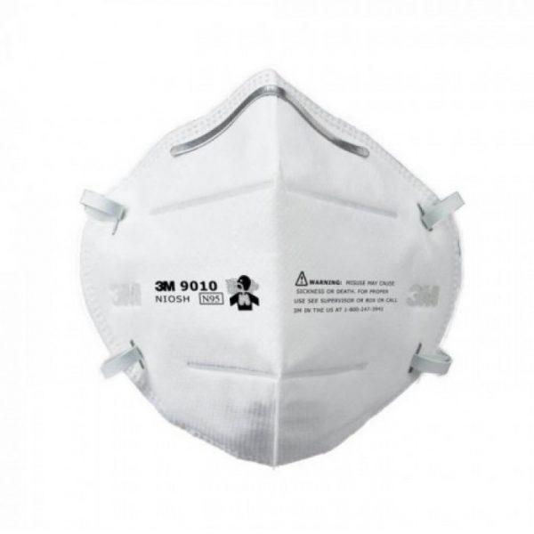 3M 9010 N95 摺合式防塵口罩, 3M 9010 N95 MASK