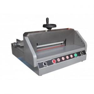 FRONT E330D 電動切紙機 330mm 400張, FRONT E330D 330mm PAPER CUTTING MACHINE
