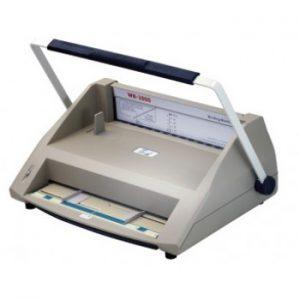 WB-2000 膠條熱能裝訂機 (500張), WB-2000 Strip Binding Machine