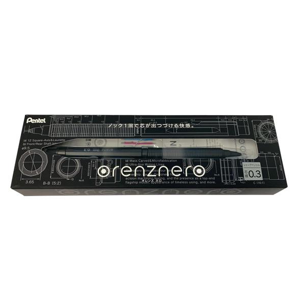 PENTEL ORENZNERO PP3003A 自動鉛芯筆, PENTEL ORENZNERO PP3003A MEHCANICAL PENCIL