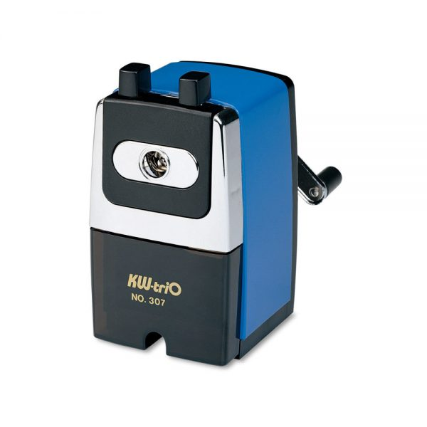 KW-trio 307A 鐵製事務用削筆機(大型) KW-trio 307A Metal Desk Pencil Sharpener