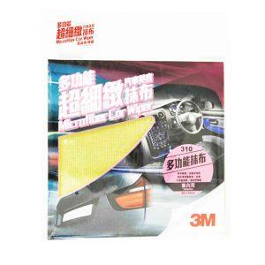 3M C-310 超細緻汽車美容抹布-多功能抹布(車內用), 3M C-310 MICROFIBER DUSTING CLOTH
