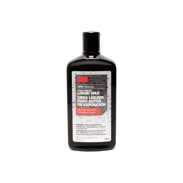 3M PN39026 皇牌水晶蠟 – 16安士, 3M PN39026 Show Car Liquid Wax - 16OZ