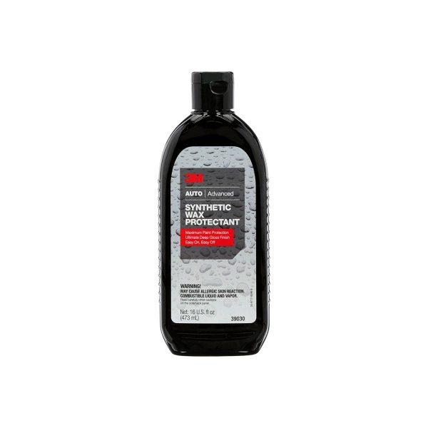 3M PN39030 超級效能拋光蠟 – 16安士, 3M PN39030 Synthetic Wax Protectant
