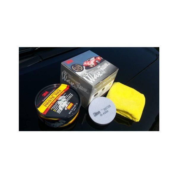 3M PN39526 皇牌水晶蠟套裝, 3M PN39526 Show Car Paste Wax