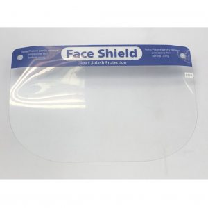 Face Shield 防護面罩(透明面), Protective Eyewear & Face Shields