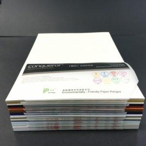 「剛古」高級珍珠紙, Conqueror Creative Paper Range