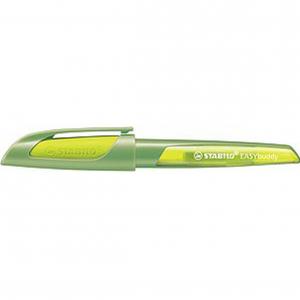 STABILO EASYBUDDY 5031/6-41 檸檬黃/綠色 墨水筆, STABILO EASYBUDDY 5031/6-41 LIME/GREEN SCHOOL FOUNTAIN PEN
