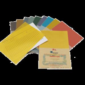 高雅顏色牛油紙, Colour Transulcent