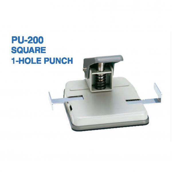 日本 OPEN PU-200 證件打孔機