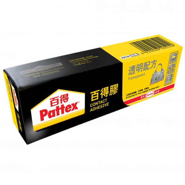百特 PATTEX PXT45 透明配方百得膠(盒裝) 50ml