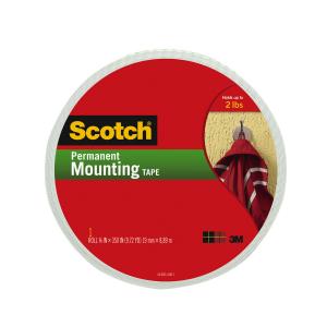 3M Scotch® 110-LONG 雙面海綿膠貼(34 x 350)