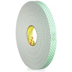 3M Scotch® 4026-136 雙面海綿膠貼(1 x 36YD)