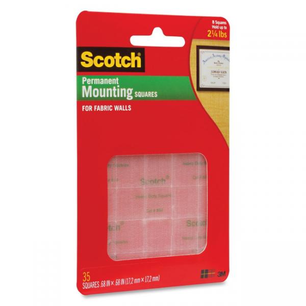 3M Scotch® 854 纖維間板膠貼 (1116 x 1116) 35片