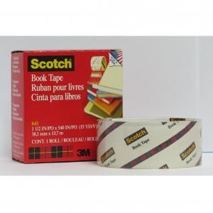 3M Scotch 845 圖書膠紙 (2 X 15碼)