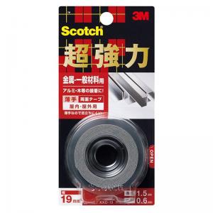 3M Scotchbrite™ KKD-12 超強力雙面膠貼 - 金屬用