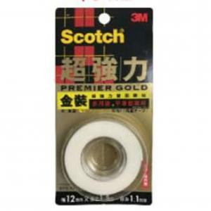 3M Scotchbrite™ KPS-12 金裝超強力雙面膠貼 (平滑面適用)