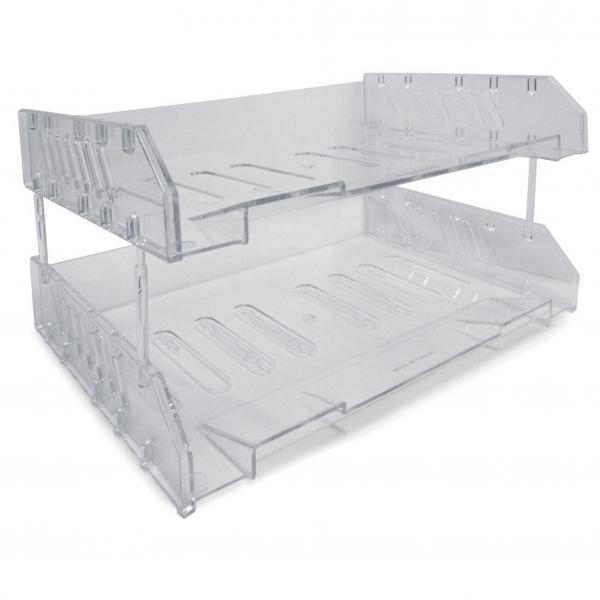 EASYMATE DT950 透明橫式兩層文件盤